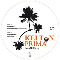 Kelton Prima ?– The Arrival EP
