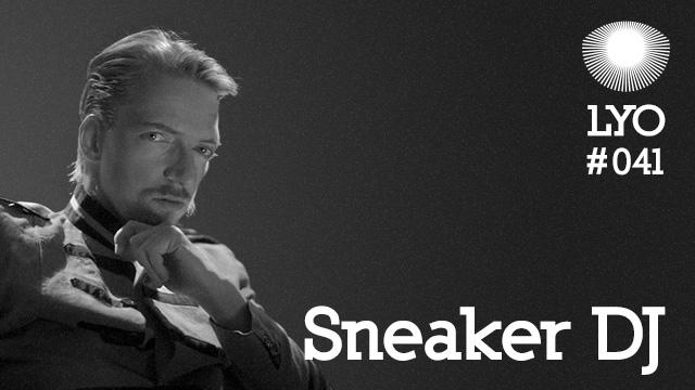 Sneaker DJ