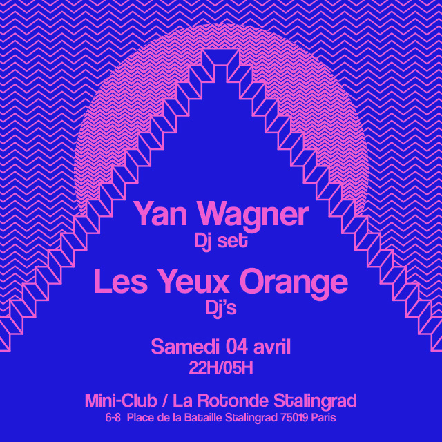 Mini-Club LYO / Yan Wagner