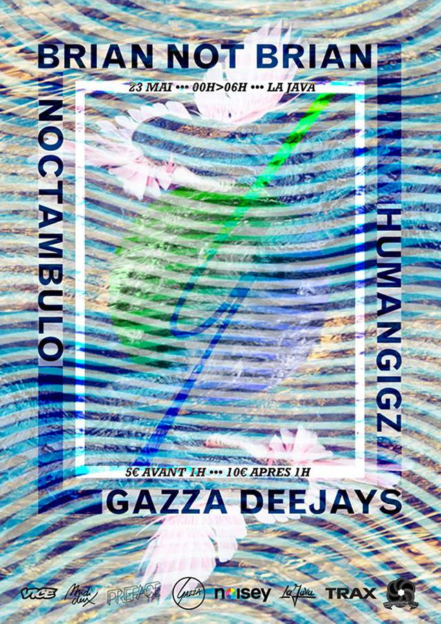 Gazza La Java