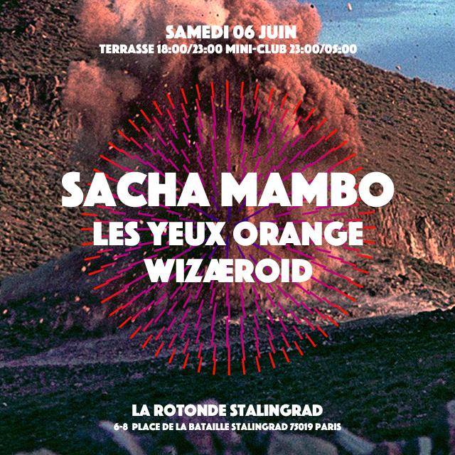 LYO w/ Sacha Mambo & Wizæroid @ Mini-Club