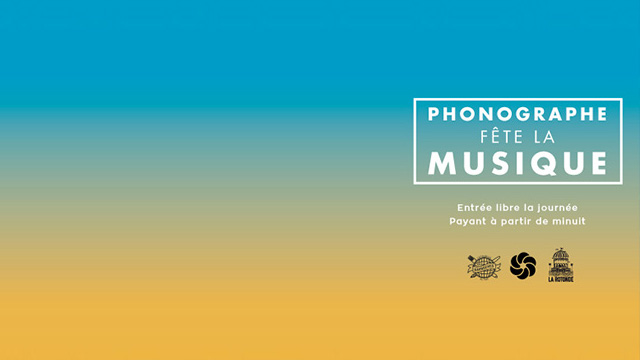 Phonographe Corp Fête De La Musique