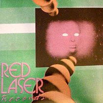 Various – EP No. 5 - Red Laser Records ?/ RL08
