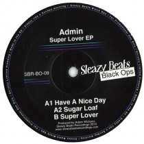 Admin - Super Lover EP