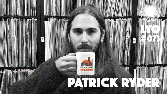Patrick Ryder (Piccadilly Records)