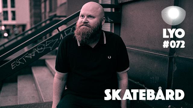 Skatebård