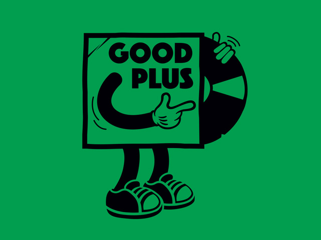 Logo - Good Plus 003