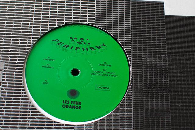 M.S.L – PERIPHERY EP / LYO#006